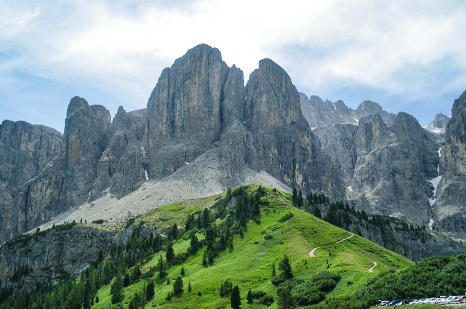 cycling tours italy dolomites