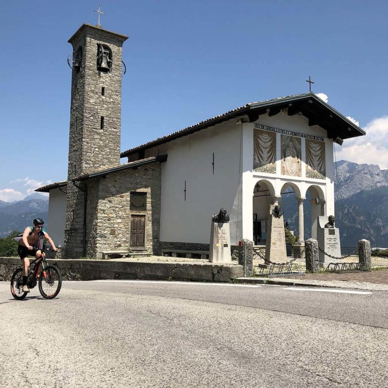 northern italy bike tours